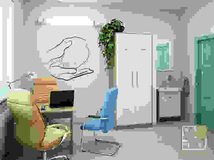 Minimalist clinics by Елена Марченко (Киев) Minimalist
