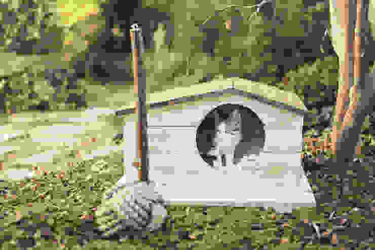 Casa para mascota Atelier de Desseins Habitaciones infantilesAccesorios y decoración Madera