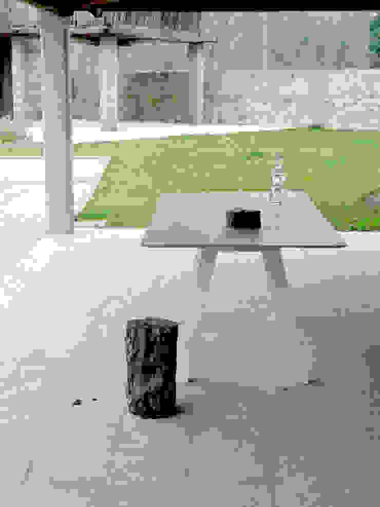 Linha Block por Boa Safra Minimalista Derivados de madeira Transparente