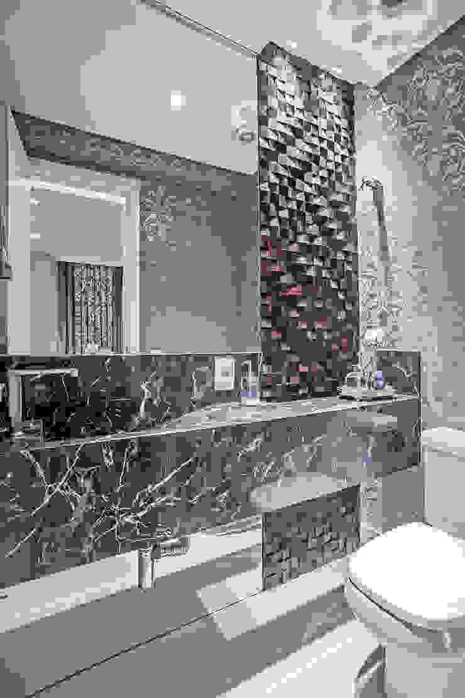 Lavabo Banheiros modernos por Adriane Perotoni Arquitetura.Interiores Moderno