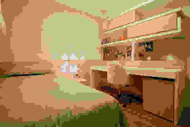 Apartamento Cidade Nova Quartos modernos por Dubal Arquitetura e Design Moderno