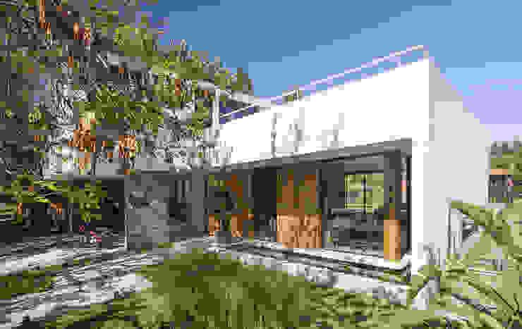 Casa Tana Estudio PKa. / Pessagno Kandus arquitectos Casas modernas: Ideas, imágenes y decoración
