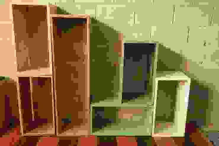 Cemento Italiano Balconies, verandas & terracesFurniture