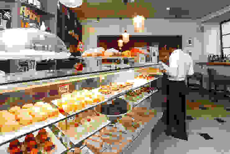 ресторан на крюковом канале от Circus28_interior Эклектичный
