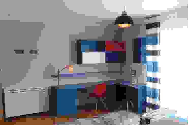 modern  by Andreia Louraço - Designer de Interiores (Contacto: atelier.andreialouraco@gmail.com), Modern Wood Wood effect