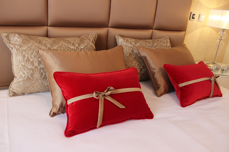 Andreia Louraço - Designer de Interiores (Contacto: atelier.andreialouraco@gmail.com) Klasik Tekstil Altın Sarısı