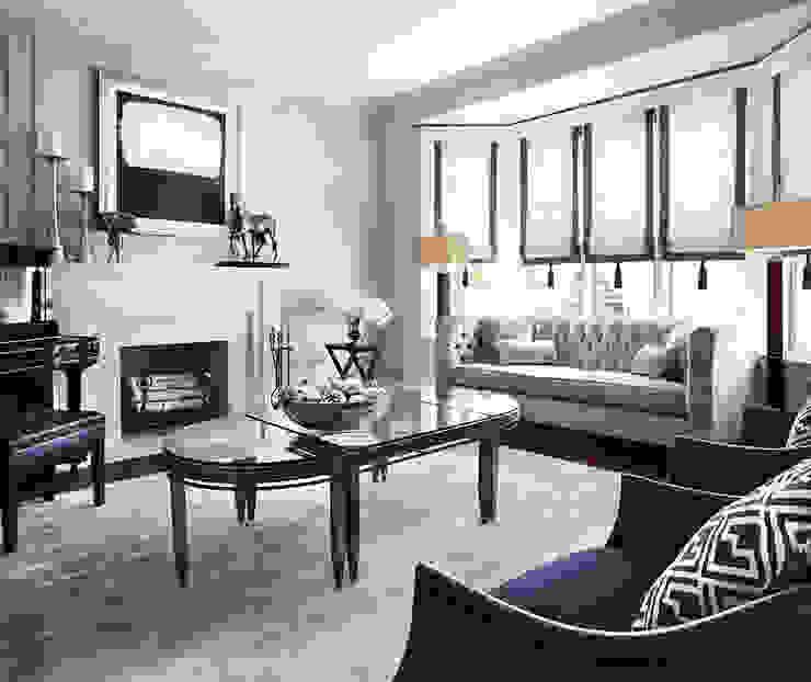 Гостиная в классическом стиле от ANNA DUVAL Классический