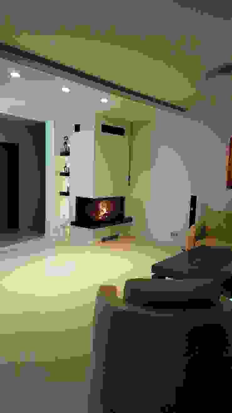 Pracownia Projektowa Wioleta Stanisławska Modern living room