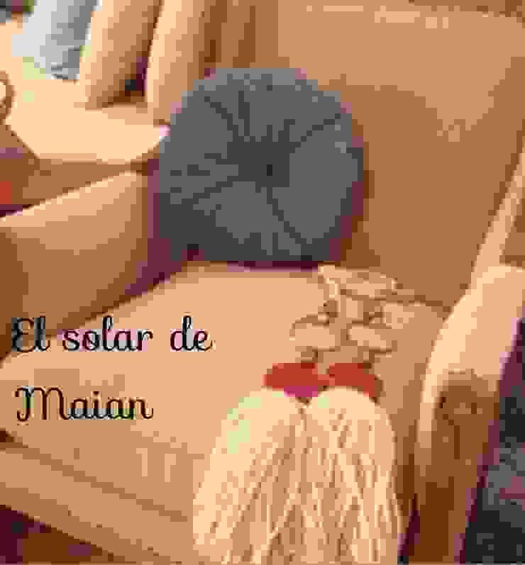 Ideas y Objetos de decoración El Solar de Maian Salas de estilo moderno