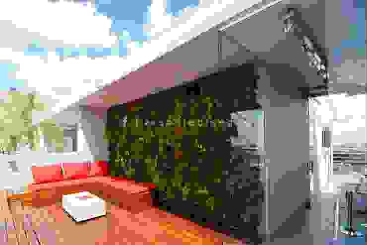 FORUM PUERTO NORTE : Casas de estilo  por Barsante Disegno