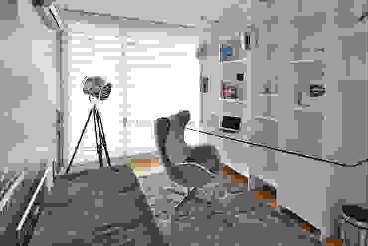 FORUM PUERTO NORTE Estudios y oficinas modernos de Barsante Disegno Moderno