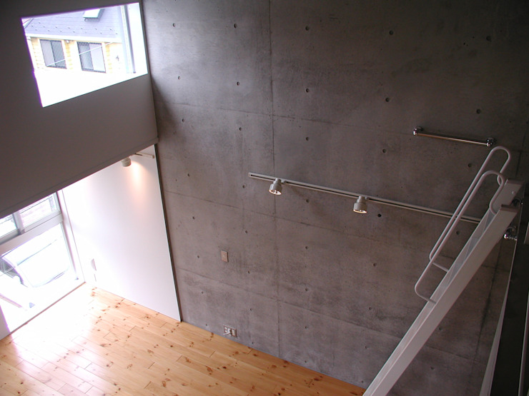 OTTO CUBE オリジナルデザインの リビング の Unico design一級建築士事務所 オリジナル