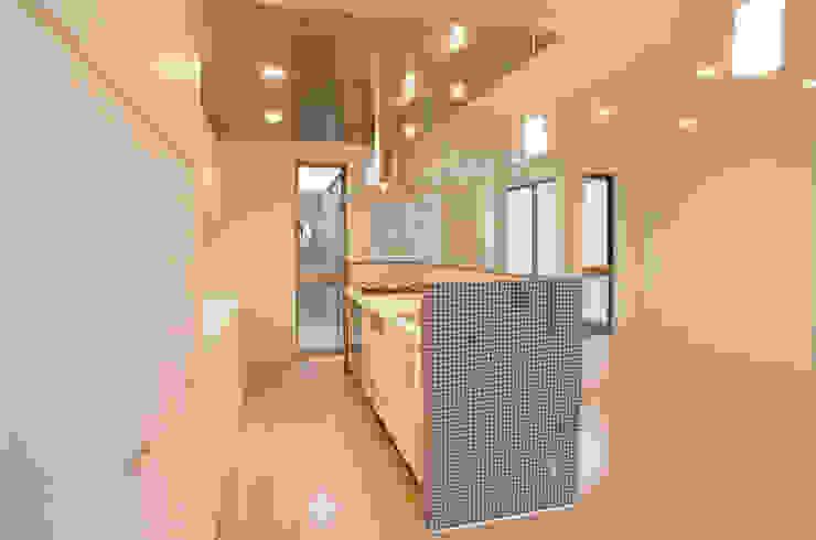 キッチン オリジナルデザインの キッチン の Unico design一級建築士事務所 オリジナル
