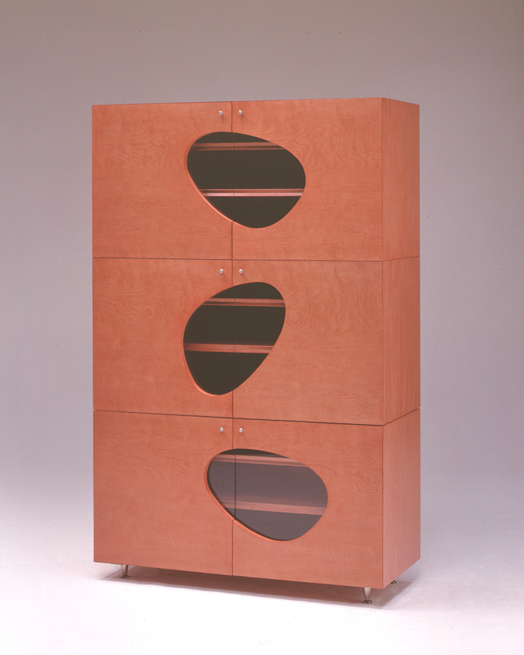 Martian storage furniture: Guen BERTHEAU-SUZUKI  Co.,Ltd.が手掛けた現代のです。,モダン