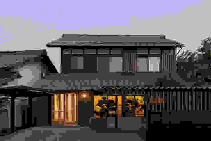 아시아스타일 주택 by 株式会社 鳴尾工務店 한옥