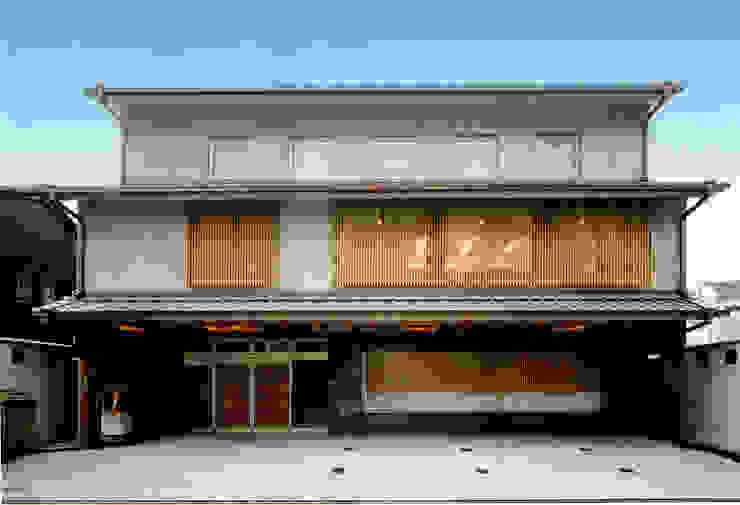 香房外観1 日本家屋・アジアの家 の 株式会社 岡﨑建築設計室 和風