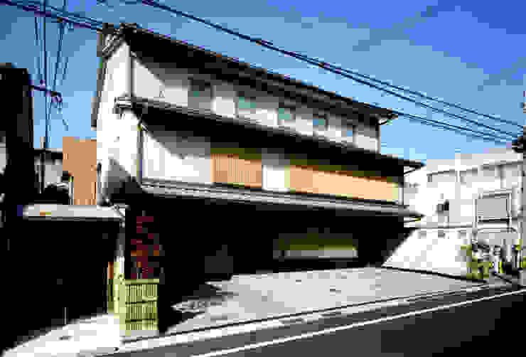 香房外観2 日本家屋・アジアの家 の 株式会社 岡﨑建築設計室 和風