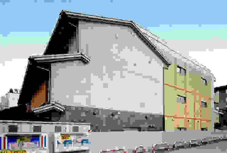 香房外観3 日本家屋・アジアの家 の 株式会社 岡﨑建築設計室 和風