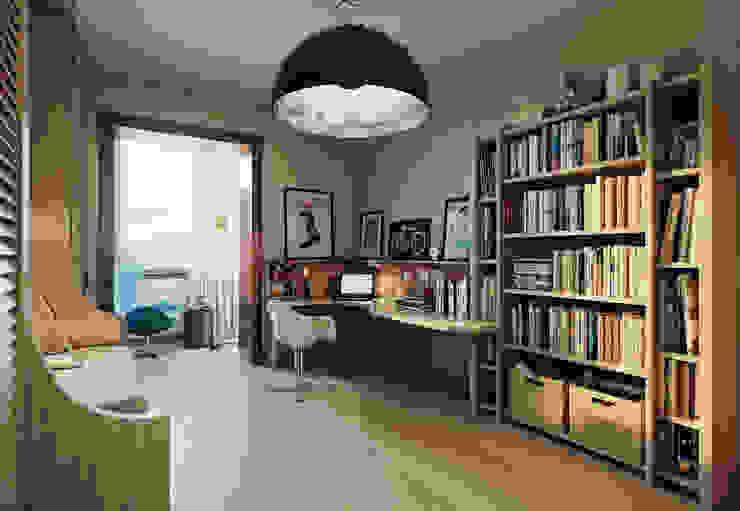 Квартира в ЖК Dominion Детские комната в эклектичном стиле от MARION STUDIO Эклектичный
