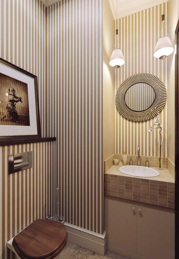 オリジナルスタイルの お風呂 の MARION STUDIO オリジナル