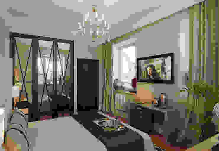 オリジナルスタイルの 寝室 の MARION STUDIO オリジナル