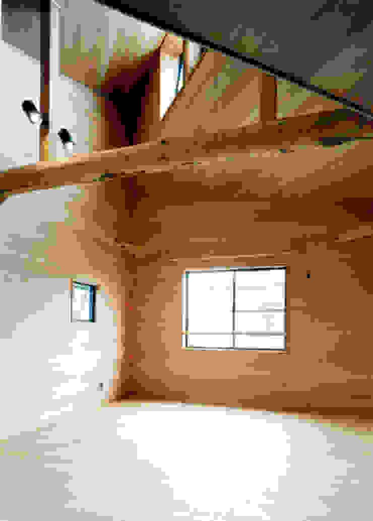 【子供室1-その1】 カントリーデザインの 子供部屋 の 安達文宏建築設計事務所 カントリー