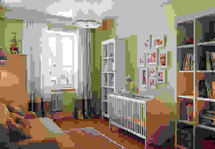 オリジナルデザインの 子供部屋 の MARION STUDIO オリジナル