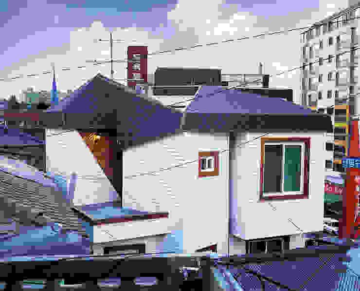 Houses by 국민대학교, Modern