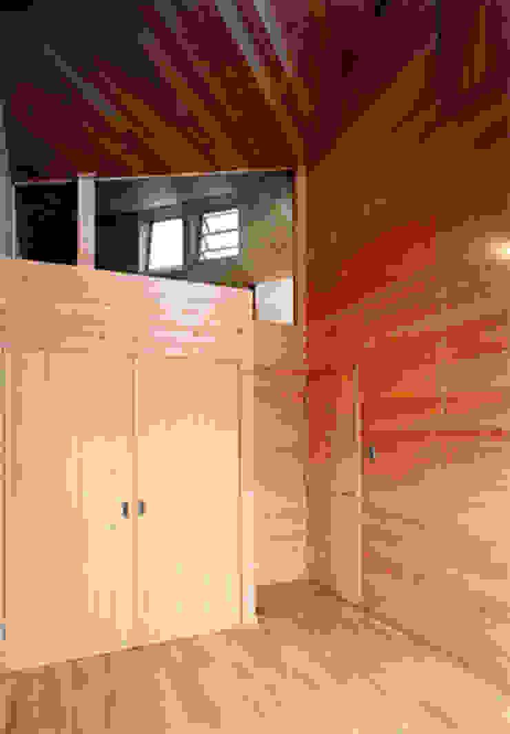 【子供室2-その1】 カントリーデザインの 子供部屋 の 安達文宏建築設計事務所 カントリー