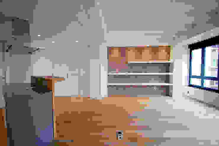 Bocetto Interiorismo y Construcción Industrial style living room