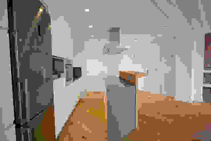 Bocetto Interiorismo y Construcción Industrial style kitchen