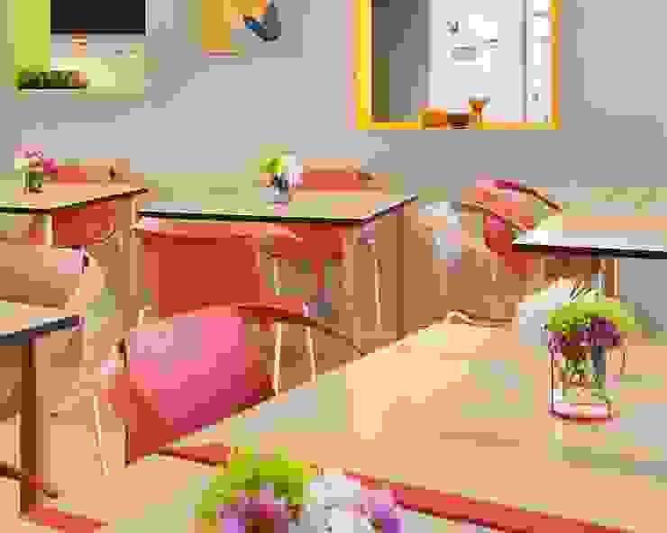 Mediterranean style gastronomy by YNOT STUDIO by Jaime de Pablo-Romero Mediterranean
