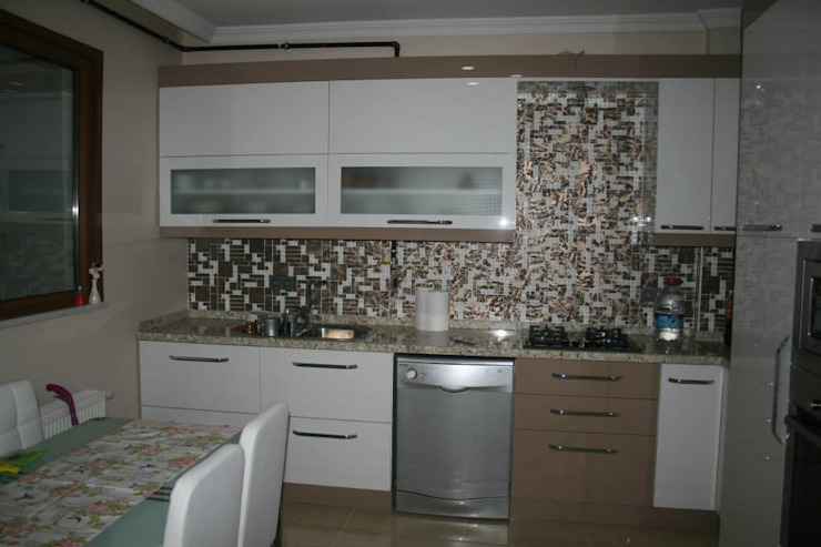 Modern Kitchen by renewaliçmimari Modern