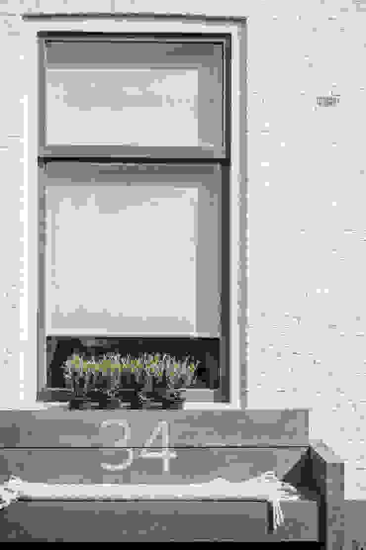 Woonhuis Delft Design Studio Nu Scandinavische huizen Stenen Wit