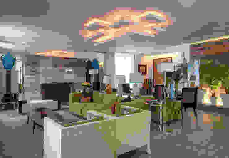 Livings de estilo ecléctico de Viterbo Interior design Ecléctico