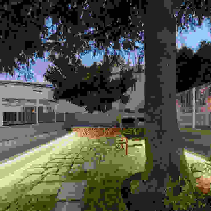Reabilitação de edifício do séc. XIX Locais de eventos modernos por Ana Coelho Arq., Lda. Moderno