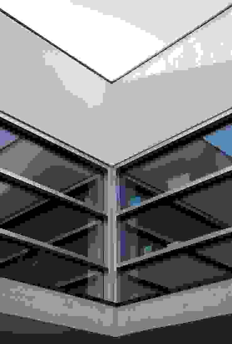 Casa Jairson Janelas e portas minimalistas por ÔCO Ideias e Projectos de Arquitectura Lda Minimalista