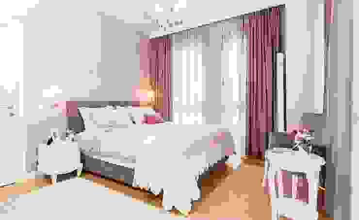 Modern style bedroom by .NESS Reklam ve Fotoğrafçılık Modern