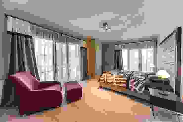 Dusa İnşaat Sevilla House Mekan Fotoğraf Çekimi Modern Yatak Odası .NESS Reklam ve Fotoğrafçılık Modern