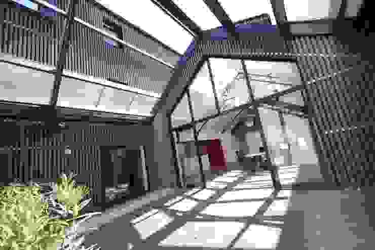 Deux Loft- extension Maisons modernes par phenome architectures Moderne