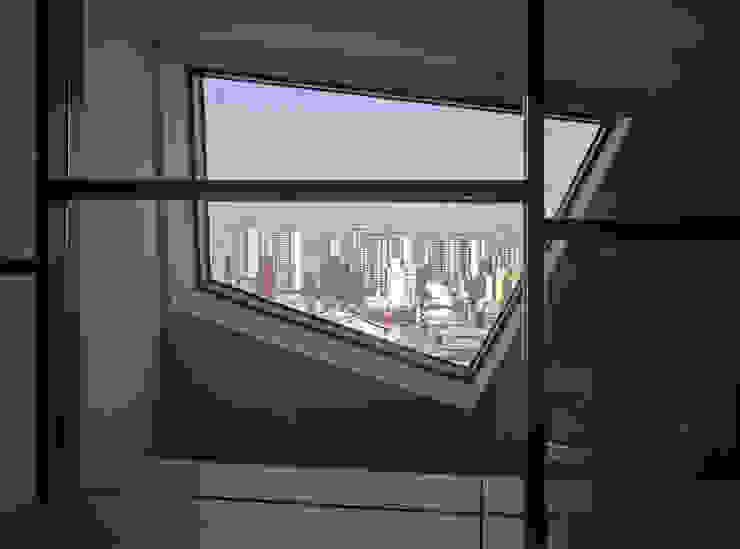 반포 577 주택 모던스타일 창문 & 문 by 한울건축 모던
