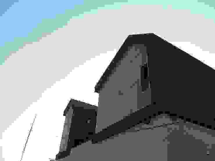 GN건축사사무소 Maisons minimalistes