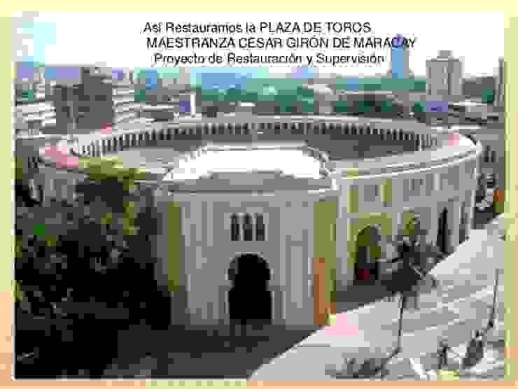 Estádios clássicos por VEArquitectura Clássico