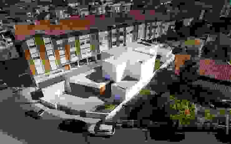 Casas de estilo  por bo | bruno oliveira, arquitectura , Moderno Madera Acabado en madera