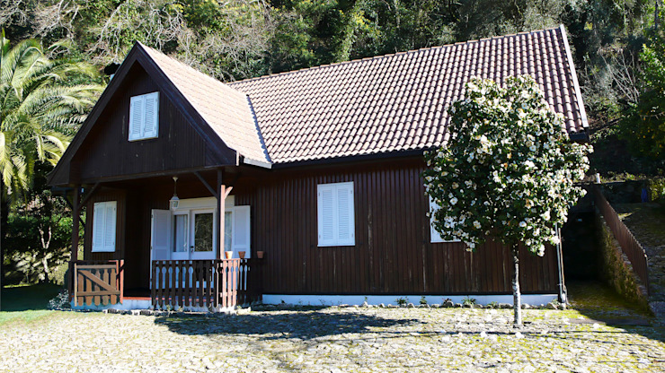 Casas rurales de LOFTAPM II DESIGN DEC INTERIORES LDA Rural