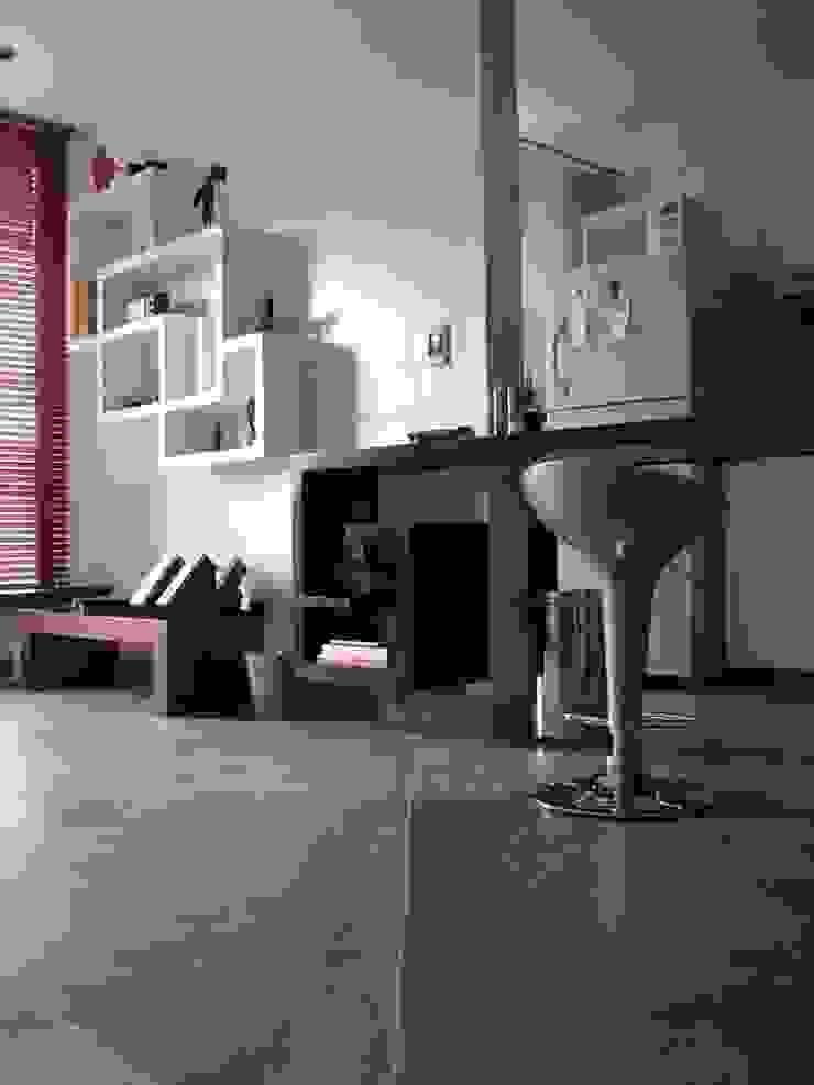 Apartamento Llano Mendoza Casas de estilo minimalista de Heritage Design Group Minimalista