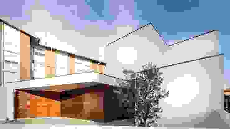house 116 Case moderne di bo | bruno oliveira, arquitectura Moderno Legno Effetto legno