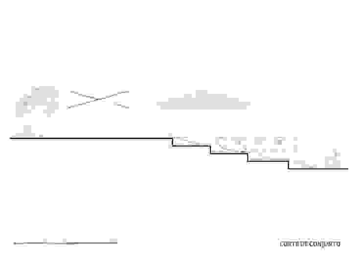 Centro de Producción de orgánicos Chilsec de Komoni Arquitectos Rústico
