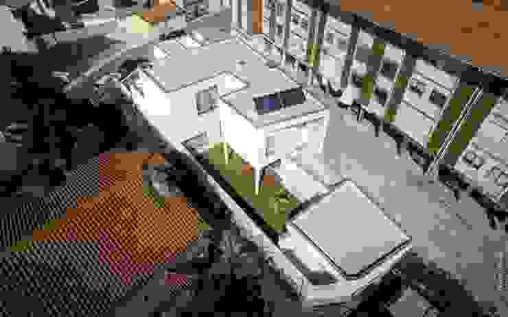 house 116 bo | bruno oliveira, arquitectura 現代房屋設計點子、靈感 & 圖片 布織品 White