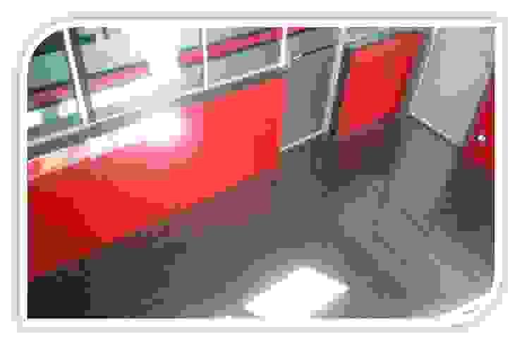 Revestimento de piso em Granito Closets modernos por BELGRAN, LDA Moderno